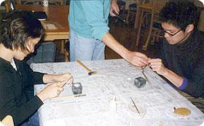シルバーリング製作